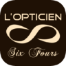 application mobile site internet L'opticien six fours
